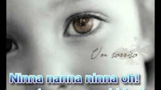 Ninna nanna - Mariangela // testo