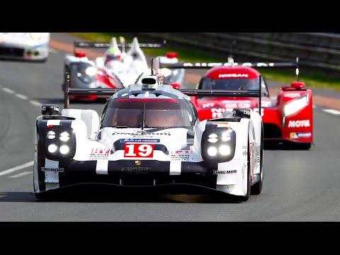 Le Mans 2015 Winner Porsche 919 Hybrid Nico Hülkenberg Earl Bamber Nick Tandy Porsche Car CARJAM