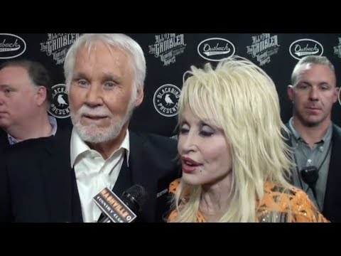 Kenny Rogers Farewell Show Red Carpet