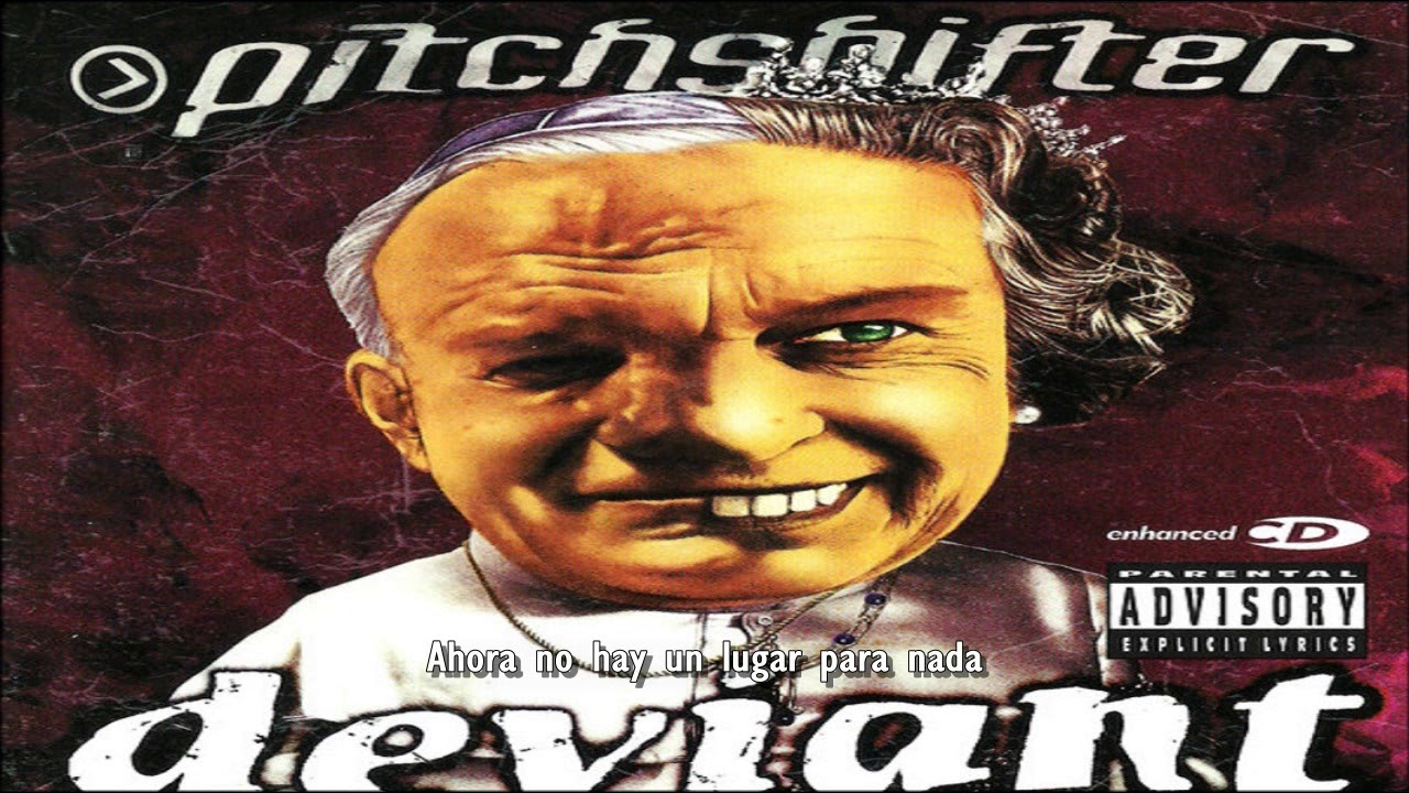 Everything's fucked by pitchshifter