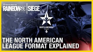 Rainbow Six Siege: Esports | North American League Format Explained | Ubisoft [NA]