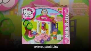 Hello Kitty játékok - www.szoti.hu