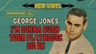 """George Jones: """"I"""