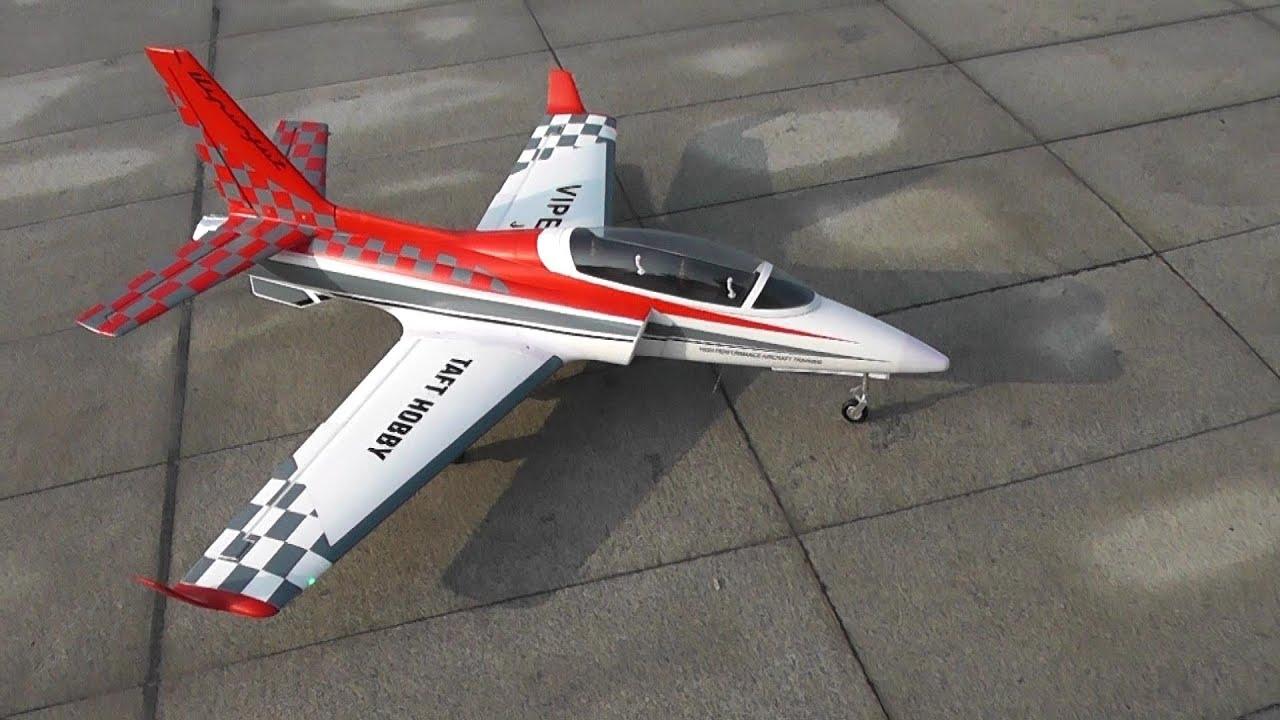 RC Viper Jet 90mm EDF True Jet sound unboxing review