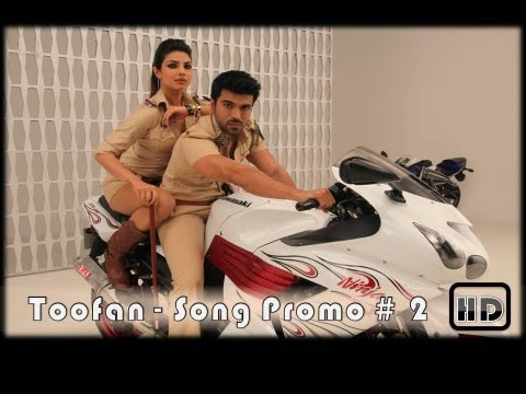 Mumbai Ke Hero Song Promo # 2 | Toofan Telugu Movie | Ram Charan,Priyanka Chopra,Sri Hari