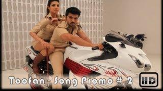 Mumbai Ke Hero Song Promo # 2 | Toofan Telugu Movie | Ram Charan,Priyanka Chopra,Sri Hari
