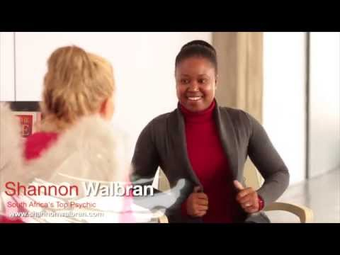 Shannon Walbran, South Africa's top psychic, Q&A on how to find employment