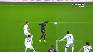 Paris / Guingamp : Neymar ouvre la marque au Parc