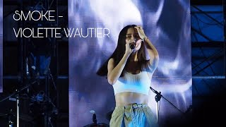 Smoke - Violette Wautier LIVE @CAT EXPO 5