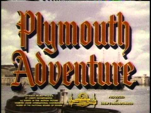 """Plymouth Adventure"" - The Mayflower (Symphonic Picture) - Miklos Rozsa"