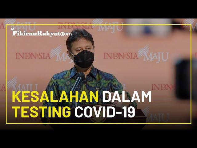 Menkes Budi Gunadi Akui Kesalahan Epidemiologi dalam Testing Covid-19 di Indonesia, dr. Tirta: Salut