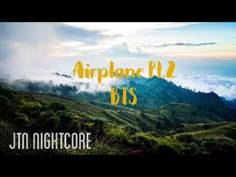[Nightcore] Airplane Pt.2 - BTS