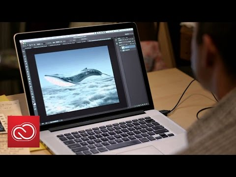 Make Your Images Otherworldly  | Adobe Creative Cloud