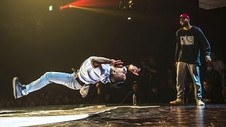 Bboy Sean vs Bboy Saru- Red Bull BC One Asian Pacific Final 2015