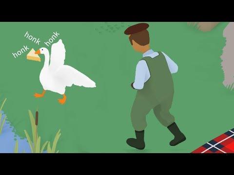 Untitled Goose Game 100% Walkthrough - Part 1
