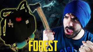ENCONTRAMOS EL TRAJE DE BUZO Y EL HACHA ROBUSTA ⭐️ The Forest #6 | iTownGamePlay