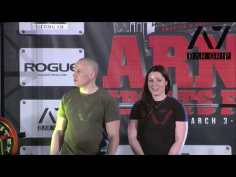 Session 2 - USA Powerlifting A7 Bar Grip Raw Challenge
