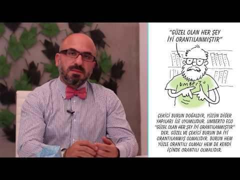 Op.Dr.Süreyya Şeneldir ideal burun nasıl olmalı ...