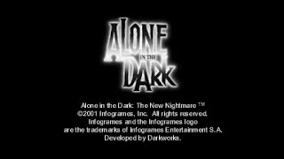 PSX Longplay [558] Alone in the Dark: The New Nightmare (Part 1 of 2) Carnby