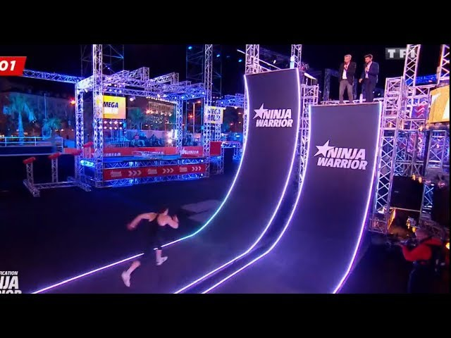 IbraTV Ninja Warrior 2019 Demi FINAL
