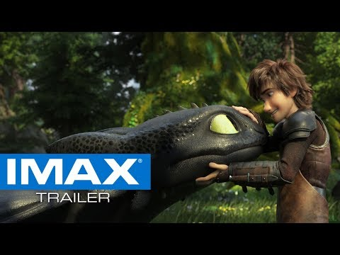 How to Train Your Dragon: The Hidden World IMAX® Trailer #2