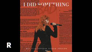 Taylor Swift - I Did Something Bad [ repTour: Netflix - Studio Ver ] +Download Video