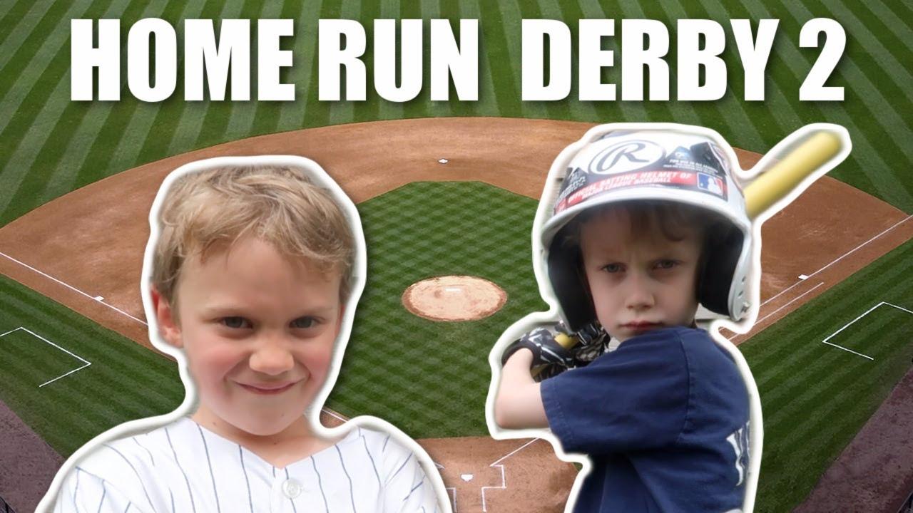 HOME RUN DERBY 2!   Match Up