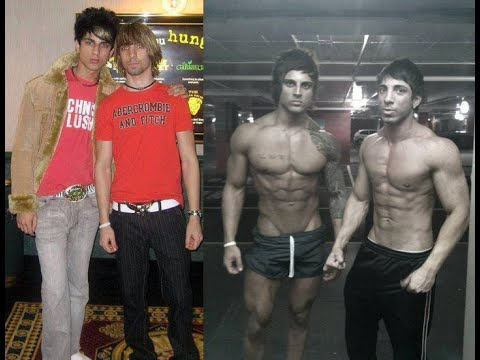 Chestbrah before and after
