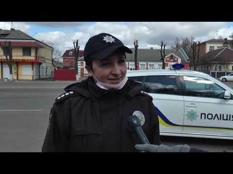 KorostenTV: KorostenTV_01-04-20_Поліція роз'яснює. Поки що..
