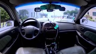만도 블랙박스 차량충돌 영상(long)