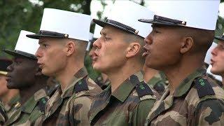Légion étrangère : des hommes sans passé