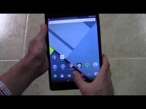 Google's HTC Nexus 9 Tablet Review