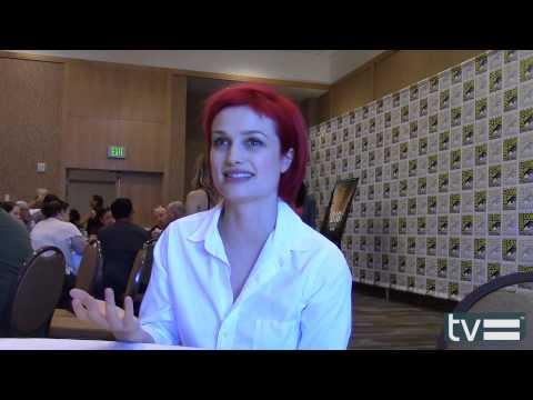 Alison Sudol Interview - Dig (USA)