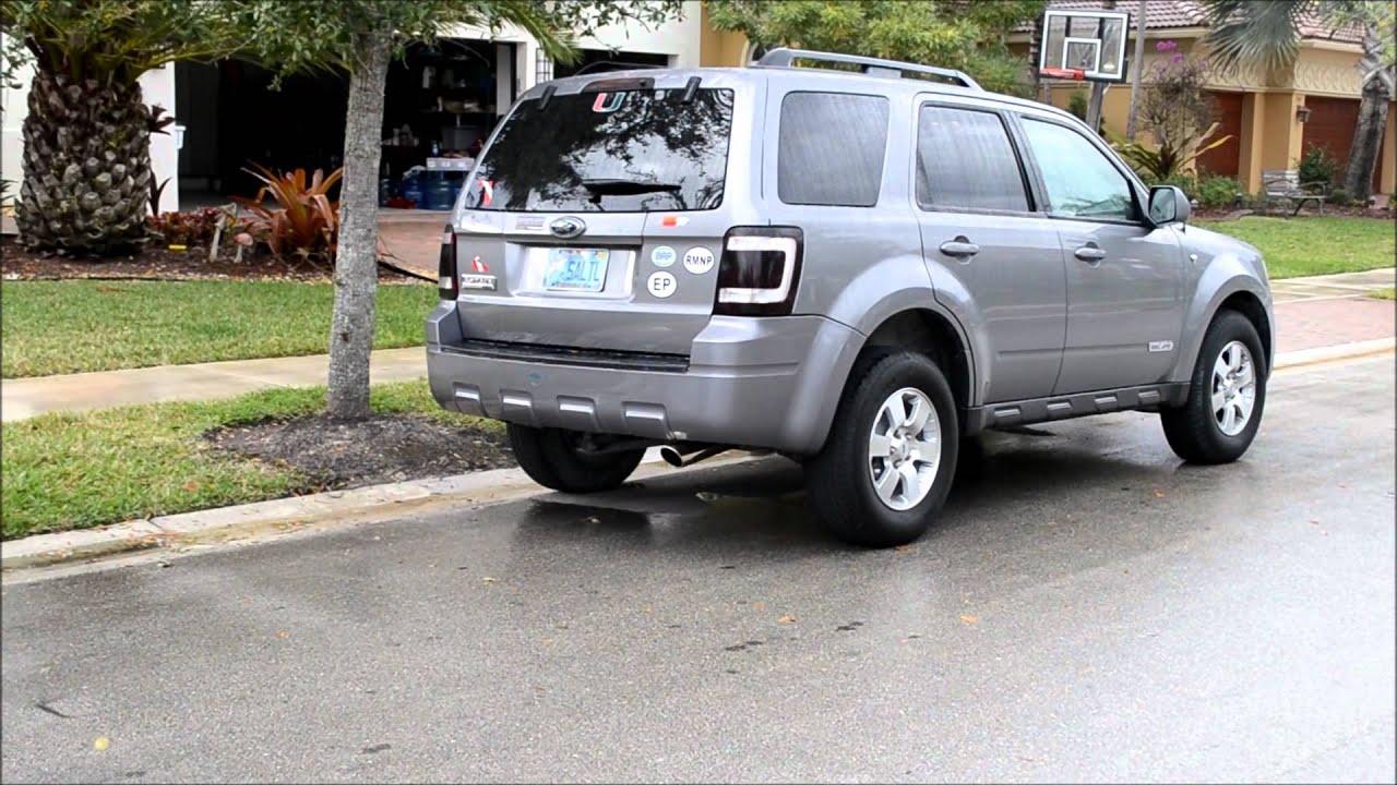 Mazda Tribute Exhaust Diagram   Muffler And Resonator Removal Youtube