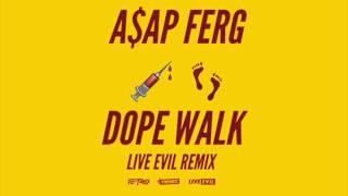 Скачать A AP Ferg Dope Walk Live Evil Remix