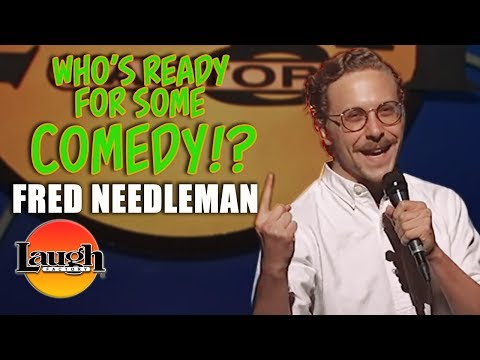 """Who's Ready For Some Comedy!"" 