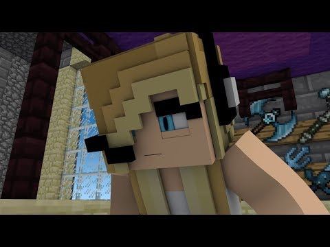 NEW Minecraft Song Psycho Girl 14 1 HOUR  Minecraft Animation Music  Series