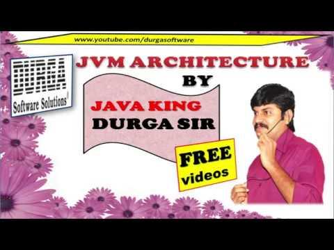 FREE  Java Virtual Machine (JVM)  Videos by JAVA KING Durga sir IN DURGA SOFT !!!