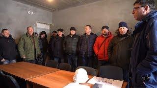 «Термодом» вновь встретился с дольщиками на строительных площадках