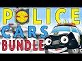 Heroes of the City - Police Cars Bundle | Kids Cartoons | Police Car Cartoon | Car Cartoons