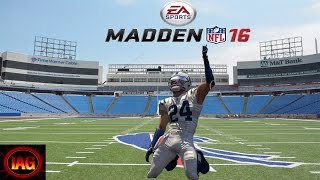 Madden 16 66 Yard Rushing Touchdown