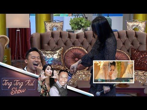 Keren Banget! Ayu Ting Ting Lipsync Lagu Nagita Slavina  - Ting Ting Kul Show (4/9)