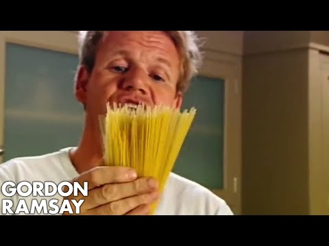 How To Cook The Perfect Pasta