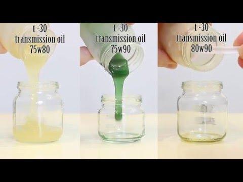 Автомобильное масло при снижении температуры. Reaction Of Motor Oil On The Temperature Reduction.