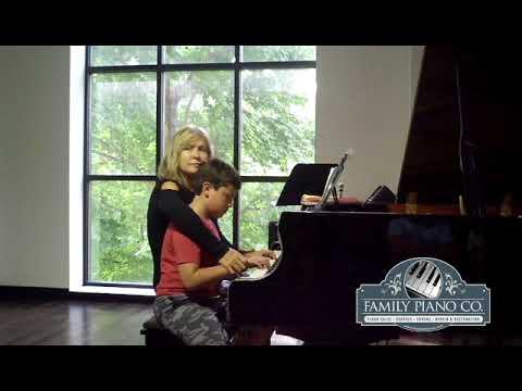 Vernon Hills Montessori Academy - Piano Recial