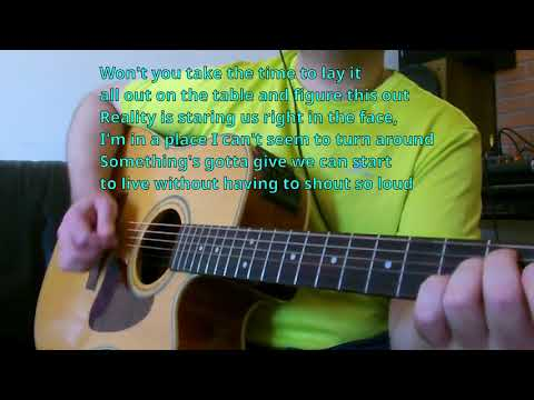 Joss Stone - This Ain't Love KARAOKE GUITAR REQUEST