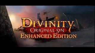 divinity Original Sin #1 Создание Персонажей, Прохождение,  билды, тактика, гайд, Guide, let's play