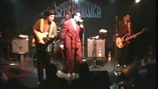 Little Charlie & The Nightcats - 26 ottobre 1995 concerto live @Spaziomusica Pavia