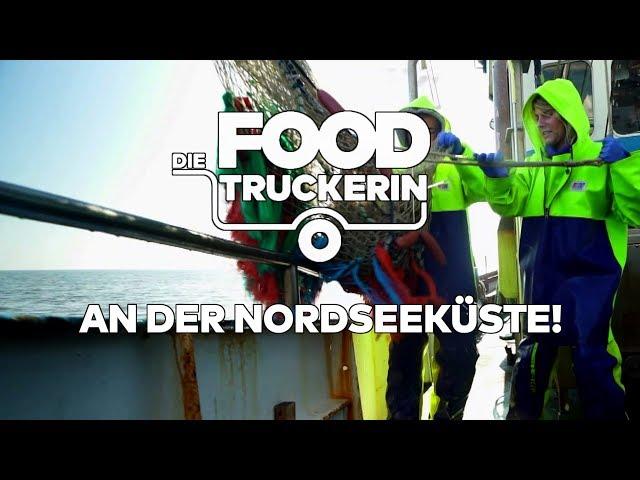 Die Foodtruckerin - An der Nordseeküste!