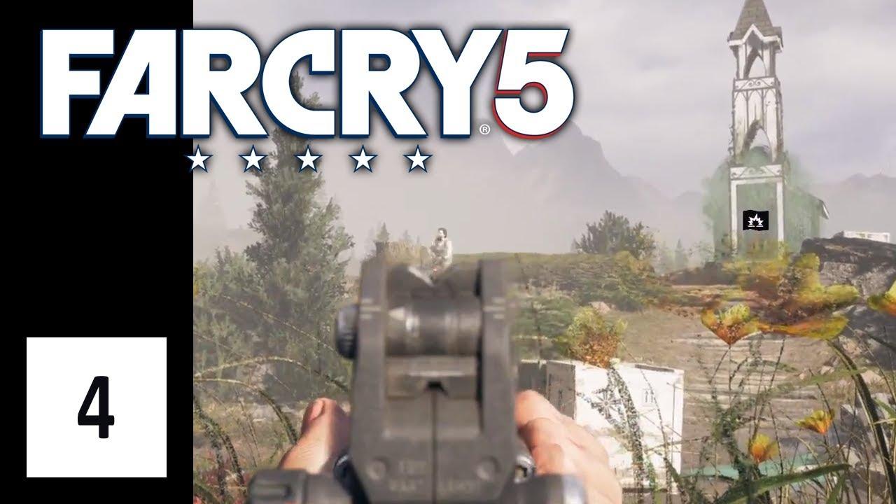 Far Cry 5 Schreine Zerstören Karte.Schreine Zerstören Let S Play Far Cry 5 4 Deutsch Hd